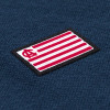JUNIOR SHORT SLEEVE POLO SHIRT FLAG