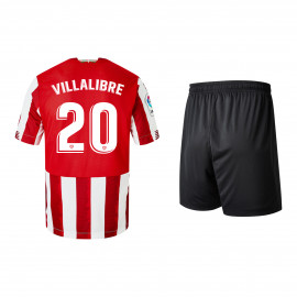 ATHLETIC CLUB JUNIOR HOME KIT 20/21 VILLALIBRE