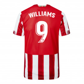 ATHLETIC CLUB WOMEN'S HOME SHIRT 20/21 WILLIAMS