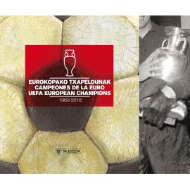 """LIBRO """"CAMPEONES DE LA EURO"""""""