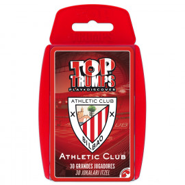 TOP TRUMPS CARTAS JUGADORES