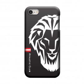 RUBBER CASE LION IPHONE 8.7.6.6/S