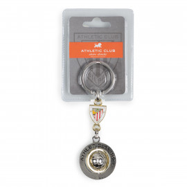KEY-RING REVOLVING BALL