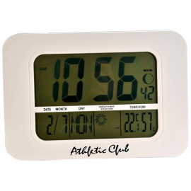 DIGITAL WATCH CALENDAR AND METEO STATION