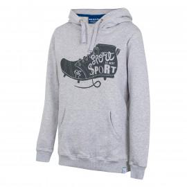 Sweat botte femme OCM - One Club Man (Gris)