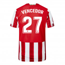 ATHLETIC CLUB WOMEN'S HOME SHIRT 20/21 VENCEDOR