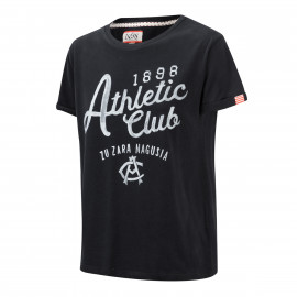 CAMISETA WOMAN AC RETRO