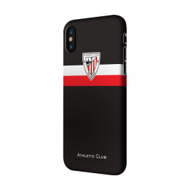 RUBBER CASE EMBLEM IPHONE X