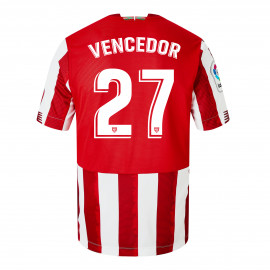 JUNIOR HOME SHIRT 20/21 VENCEDOR