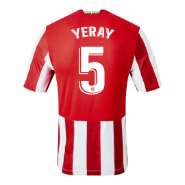 ATHLETIC CLUB HOME ELITE  SHIRT 20/21 YERAY