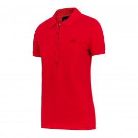 SHORT-SLEEVED WOMAN LION POLO SHIRT