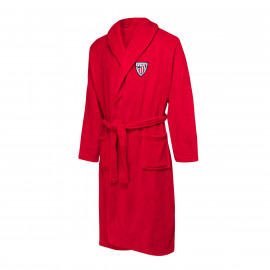 ADULT CREST DRESSING GOWN