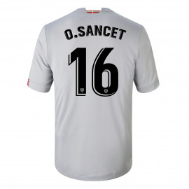JUNIOR AWAY SHIRT 20/21 O.SANCET
