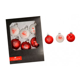 CHRISTMAS BAUBLES - PACK 6