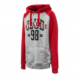 SWEAT CAPUCHE JR. DEUX COULEURS