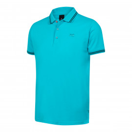 SHORT-SLEEVED NEW LION POLO SHIRT