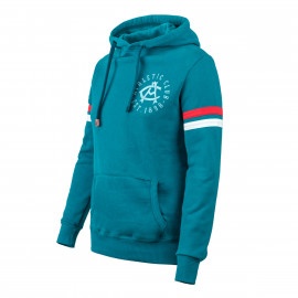 SWEAT CAPUCHE AC RETRO WOMAN