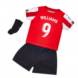 KIT BEBE 1ª EQUIPACIÓN 20/21 WILLIAMS