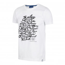 OCM Man Shirt - One Club Man (White)
