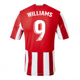 CAMISETA ÉLITE 1ª EQUIPACIÓN 20/21 WILLIAMS