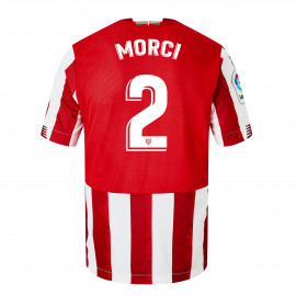 JUNIOR HOME SHIRT 20/21 MORCI