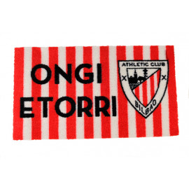 STRIPED DOORMAT EMBLEM 17