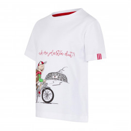 BABY SHORT SLEEVE SHIRT BIKE