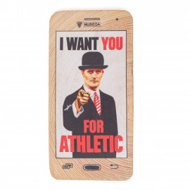 TELEFONO MADERA I WANT YOU