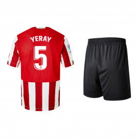 ATHLETIC CLUB JUNIOR HOME KIT 20/21 YERAY