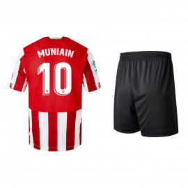 ATHLETIC CLUB JUNIOR HOME KIT 20/21 MUNIAIN
