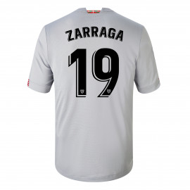 JUNIOR AWAY SHIRT 20/21 ZARRAGA