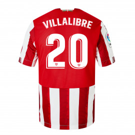 HOME SHIRT 20/21 VILLALIBRE