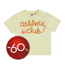 ATHLETIC CLUB SHORT SLEEVE SHIRT BABY