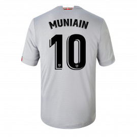 CAMISETA JUNIOR 2ª EQUIPACIÓN 20/21 MUNIAIN
