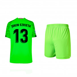 GOALKEEPER JUNIOR AWAY  KIT 20/21 JOKIN EZKIETA