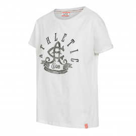 CAMISETA WOMAN ESCUDO ANTIGUO