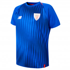 CAMISETA CALENTAMIENTO JUNIOR 2018/19