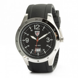 SILICONE STRAP WATCH