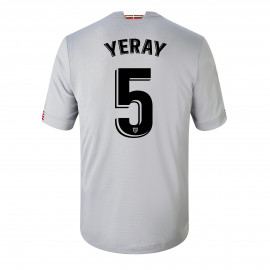 JUNIOR AWAY SHIRT 20/21 YERAY