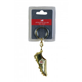 KEY-RING BOOT GOLDEN EMBLEM