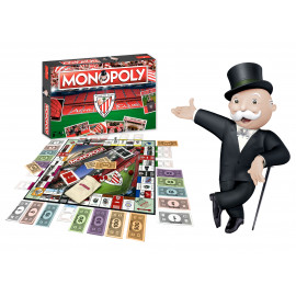 MONOPOLY ATHLETIC CLUB