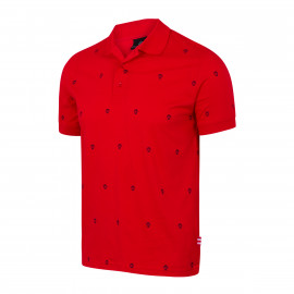 SHORT SLEEVE POLO SHIRT LOGOS