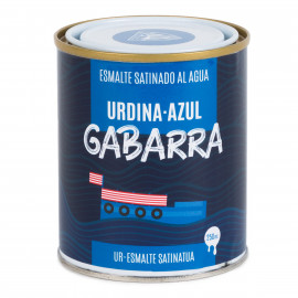 BLUE PAINT GABARRA