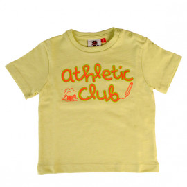 CAMISETA BEBÉ MANGA CORTA ATHLETIC CLUB