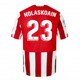 JUNIOR HOME SHIRT 20/21 NOLASKOAIN