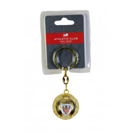 KEY-RING BALL GOLDEN EMBLEM