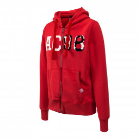 AC98 HOODED JACKET WOMAN