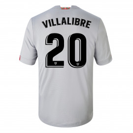 AWAY SHIRT 20/21 VILLALIBRE
