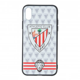 FLEXIBLE CASE CREST LION IPHONE X/XS