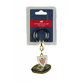 KEY-RING STADIUM GOLDEN EMBLEM